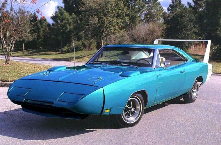 1969 Dodge Charger Daytona 440 Magnum Car Picture